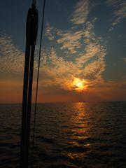 Gute Nacht auf See II