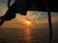Gute Nacht auf See III