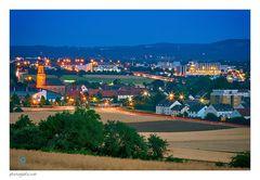 Gute Nacht Bayreuth II