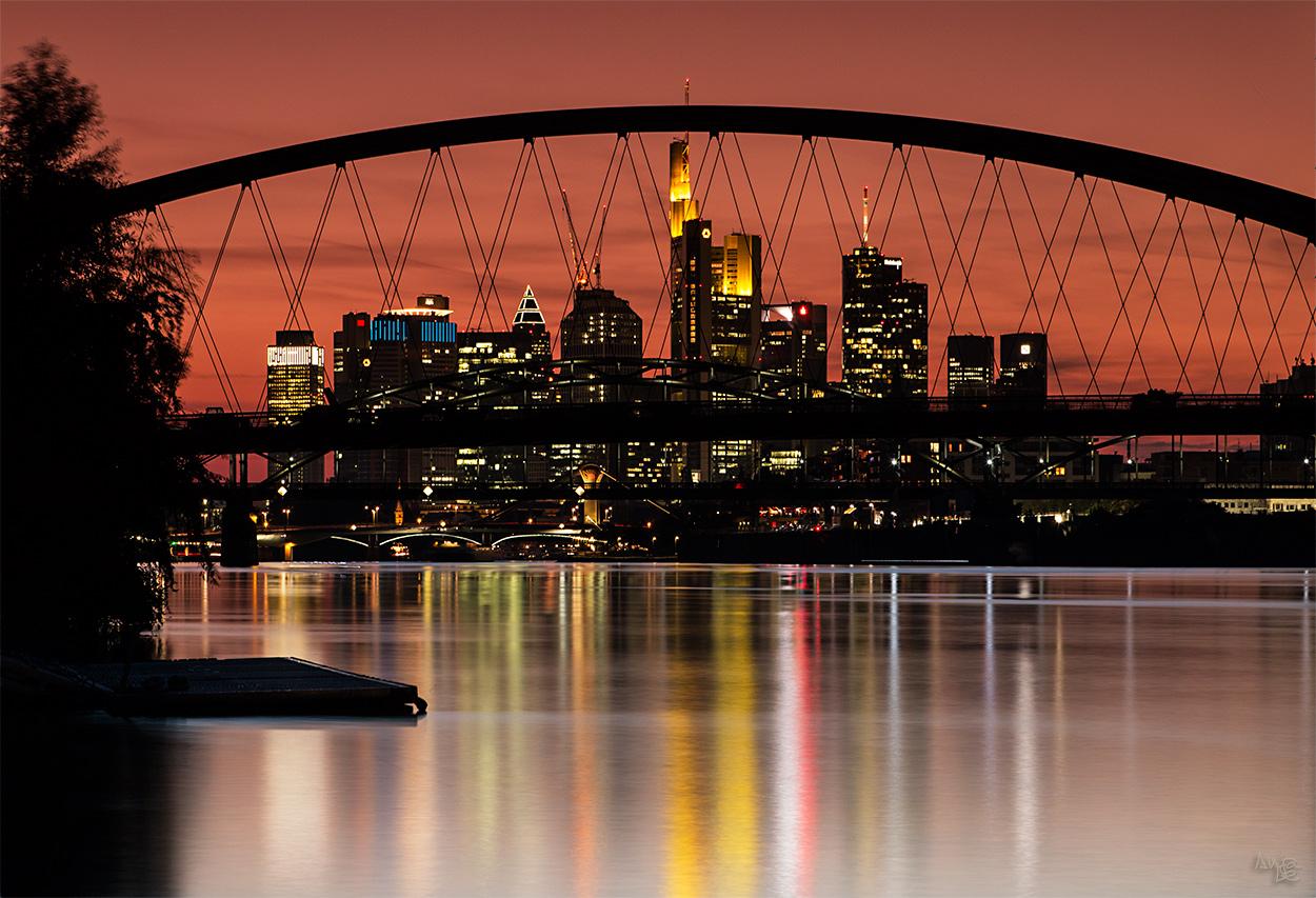 Gute Nacht Frankfurt .II.