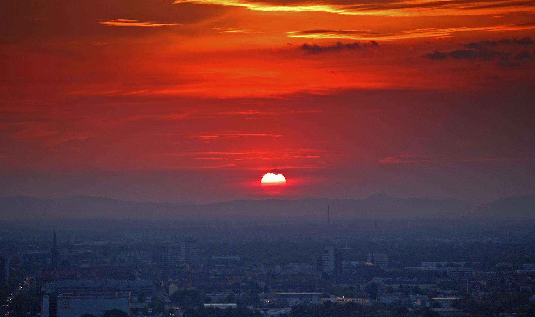 Gute Nacht Karlsruhe