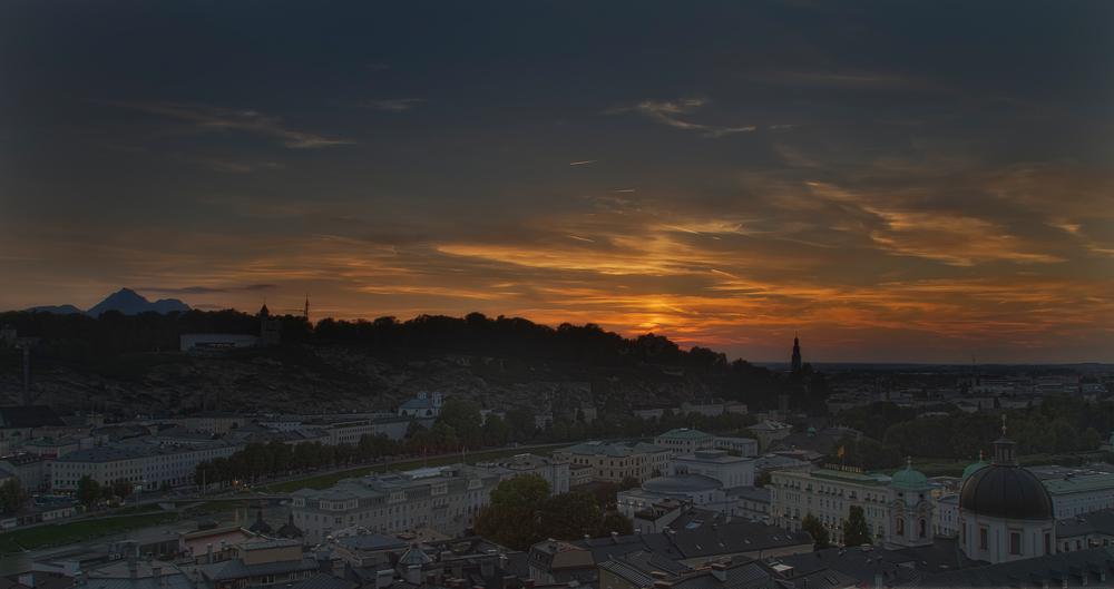 Gute Nacht Salzburg