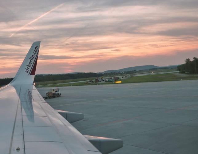 Gute Nacht und Byebye Zürich