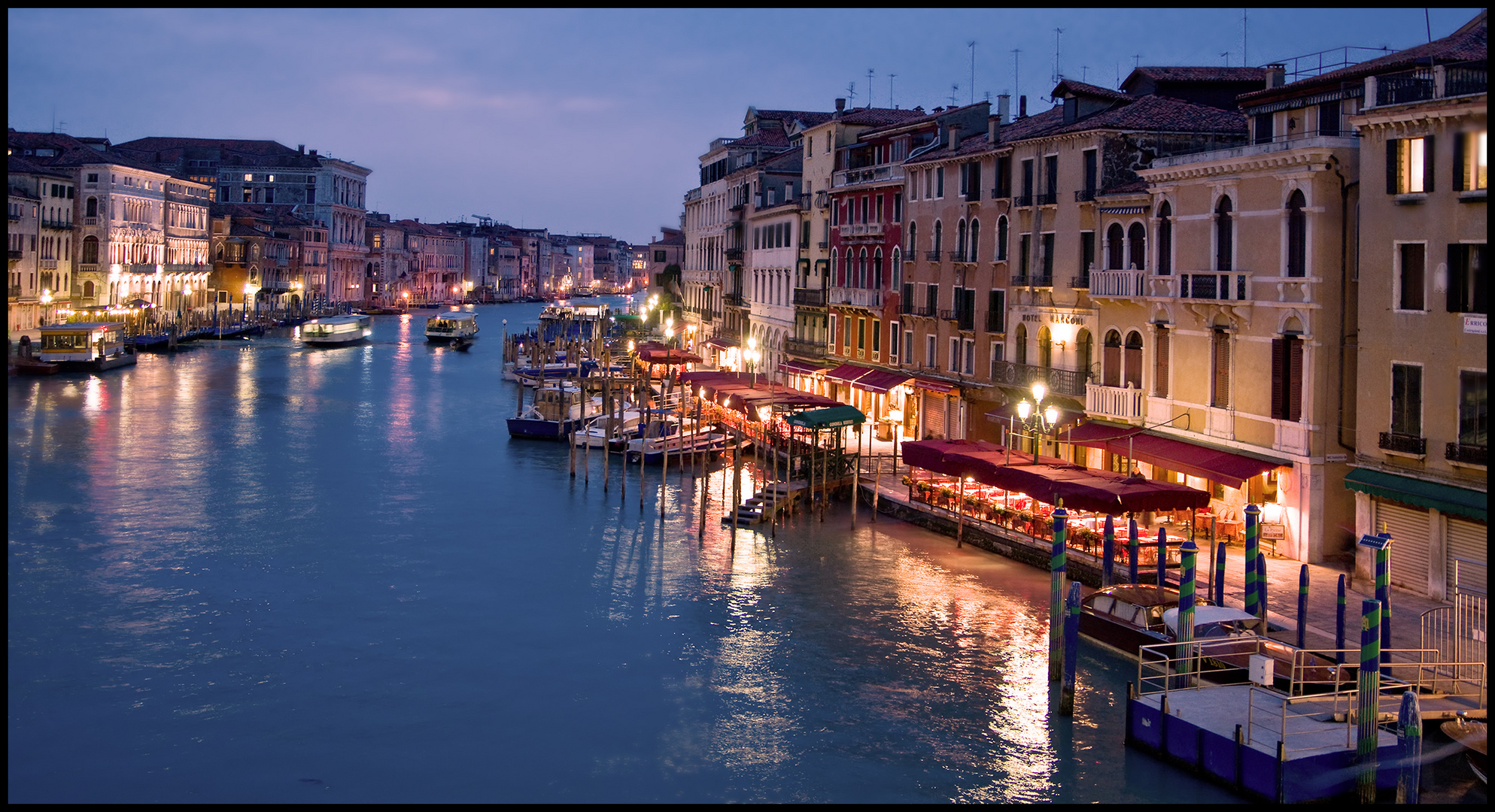 Guten Abend, Venedig
