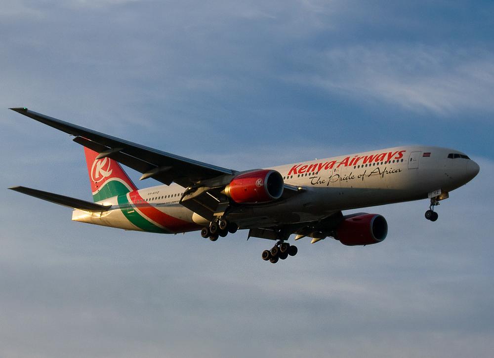 Guten Flug ins neue Jahr!