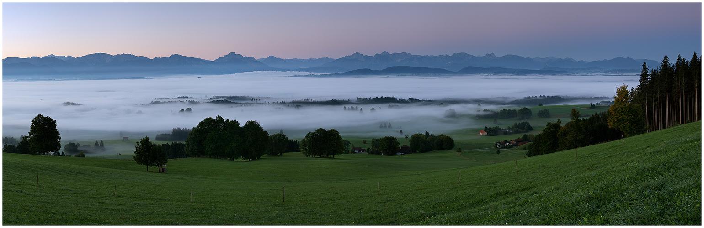 Guten Morgen Auerbergland