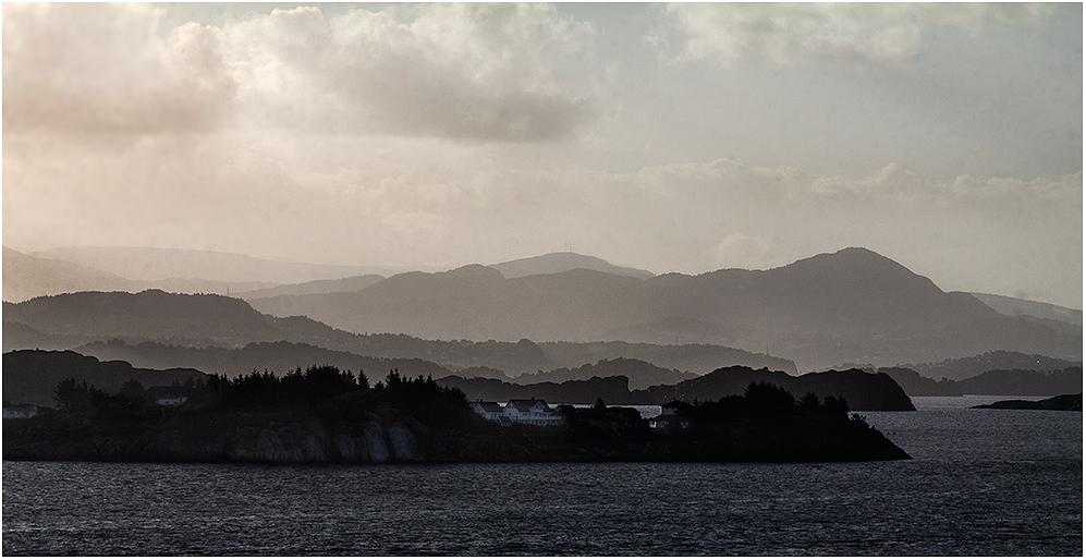 ... Guten Morgen Bergen ...