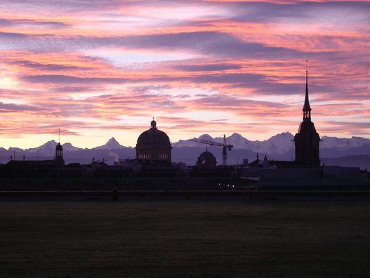 Guten Morgen Bern