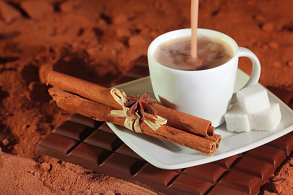 guten morgen der kakao ist fertig foto bild stillleben essen trinken getr nke bilder. Black Bedroom Furniture Sets. Home Design Ideas