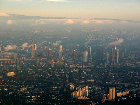 Guten Morgen Frankfurt !