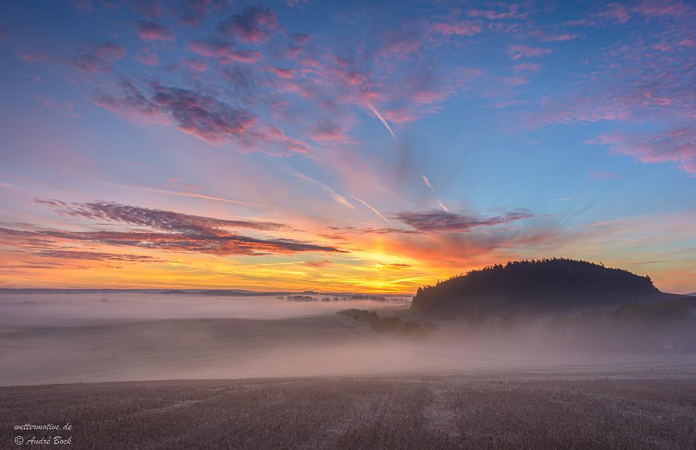Guten Morgen Herbst