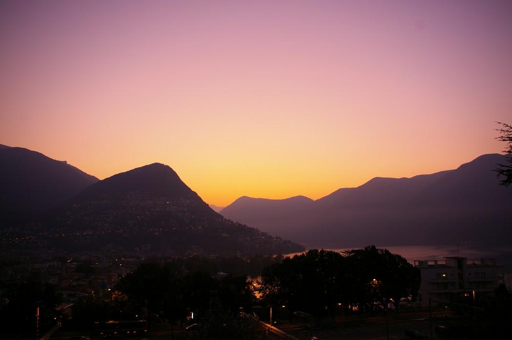 Guten Morgen Lugano