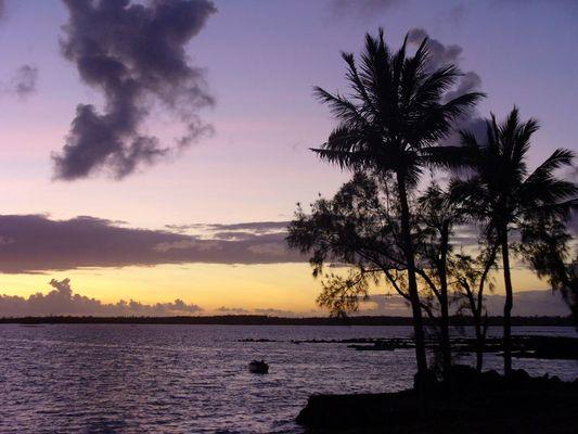 Guten Morgen Mauritius...