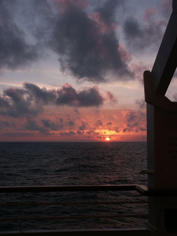 Guten Morgen Ostsee
