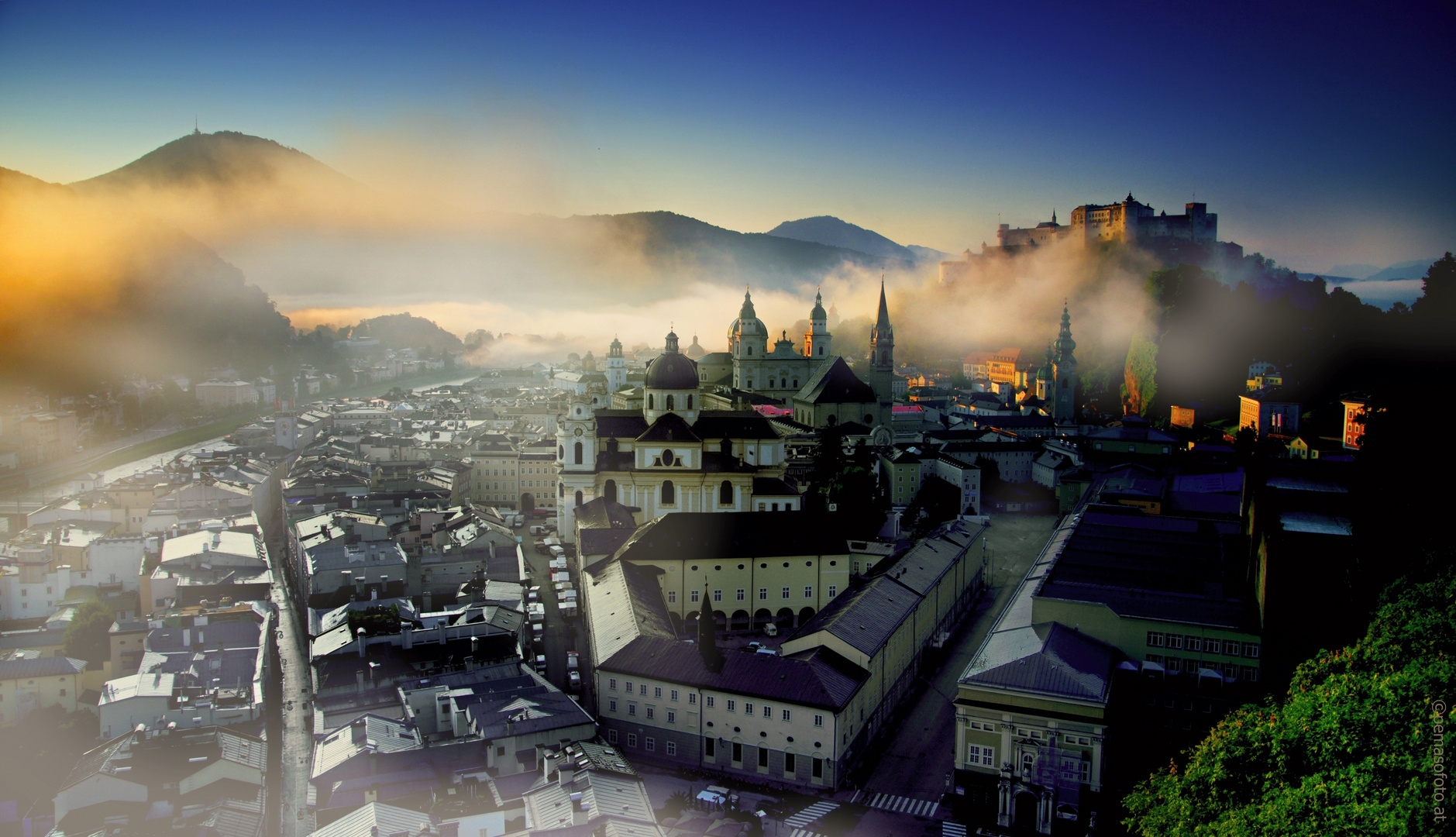 """""""Guten Morgen Salzburg"""""""