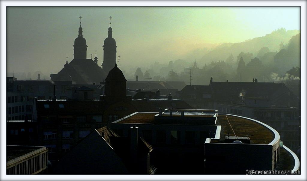 """""""Guten Morgen St.Gallen."""""""