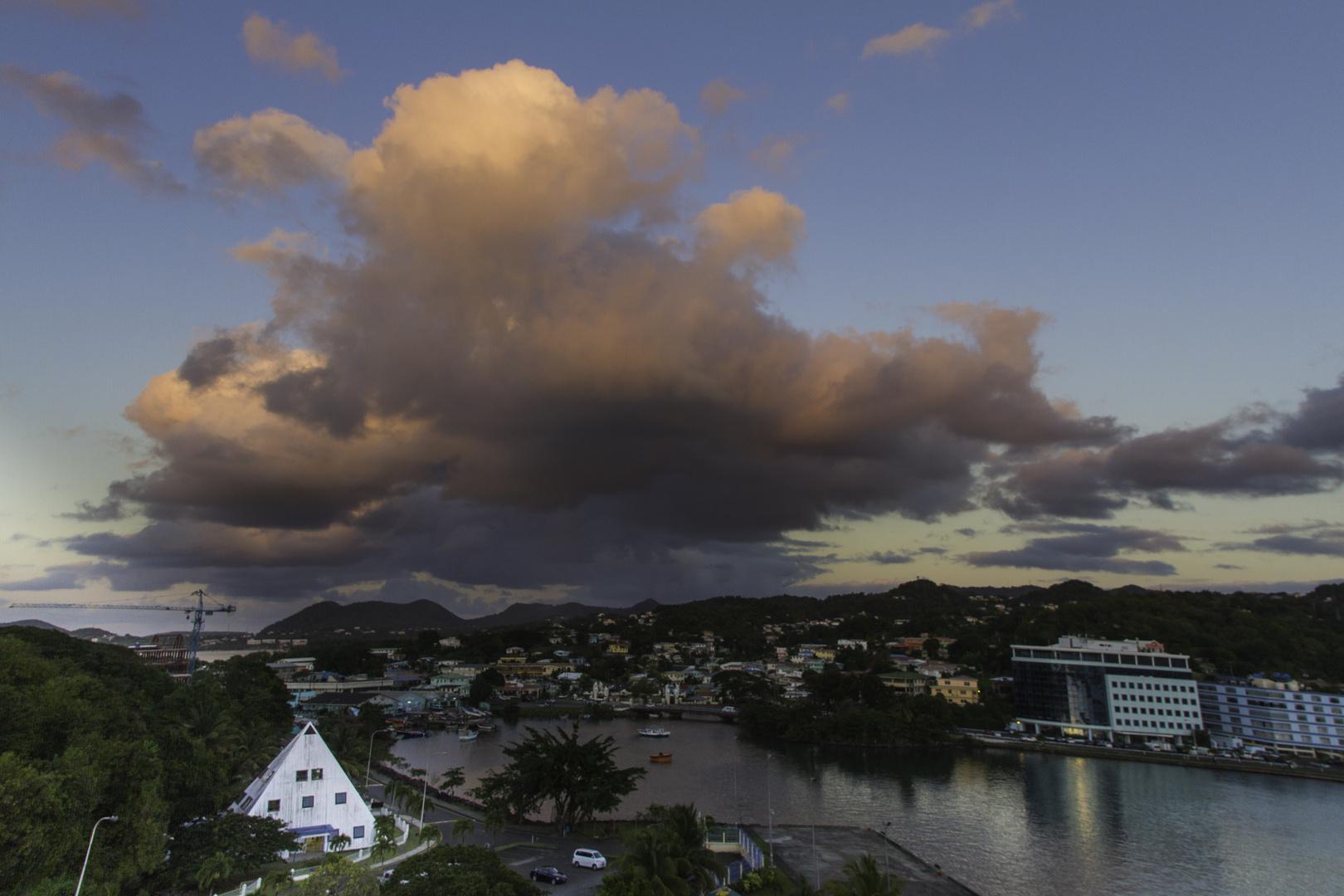 Guten Morgen St.Lucia