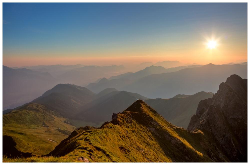 Guten Morgen, Tirol!