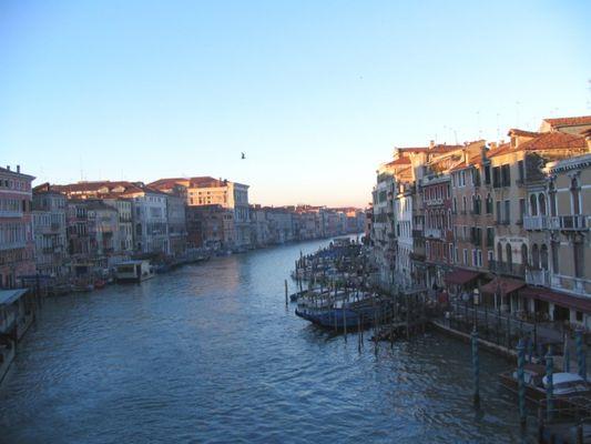Guten Morgen Venedig ...
