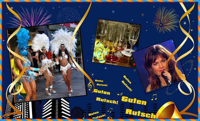 Guten Rutsch ins neue Jahr! Prosit 2012!
