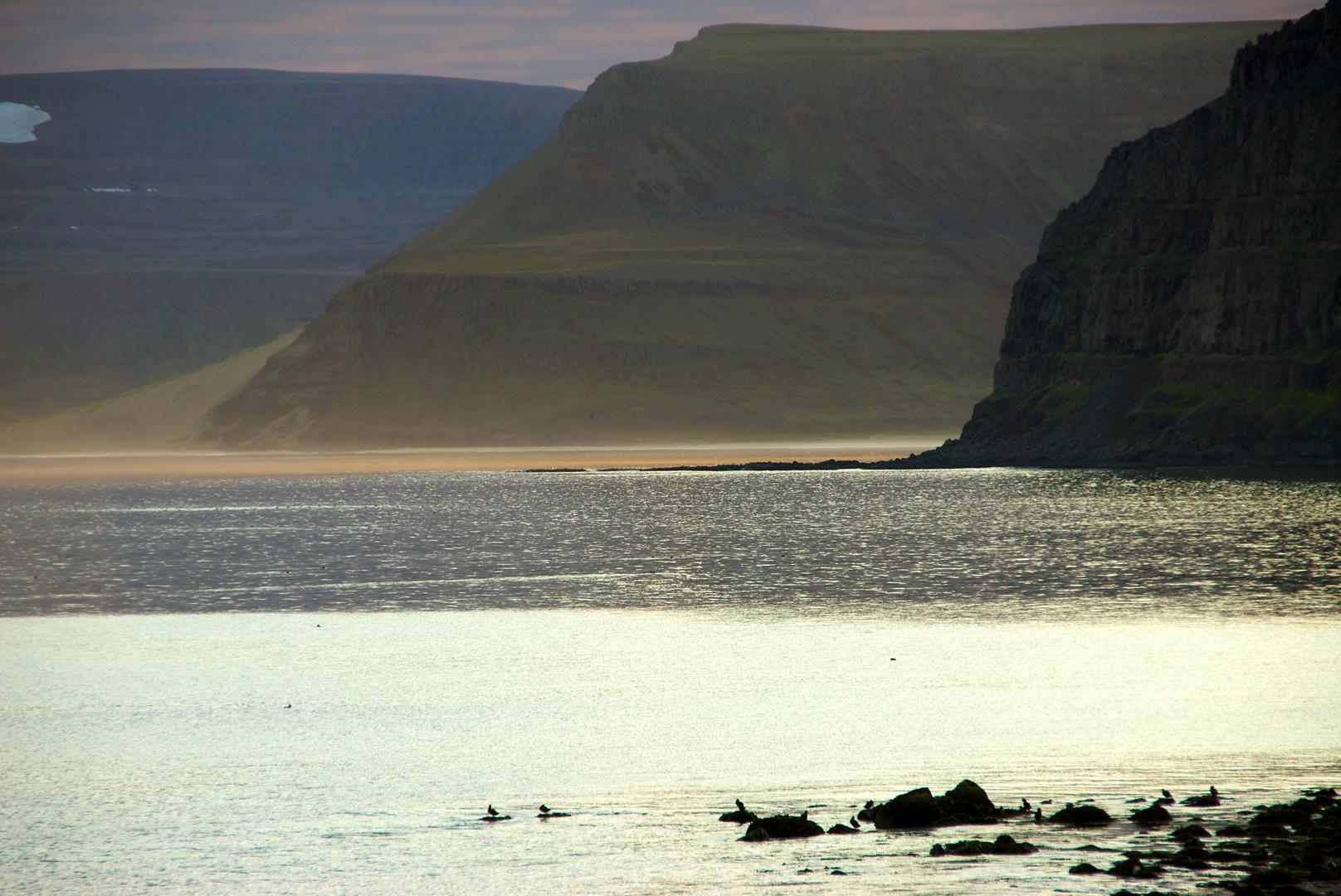 """""""Guten Tag"""" Hornstrandir, Island"""