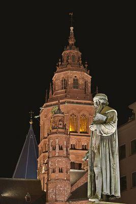 Gutenberg und der Dom