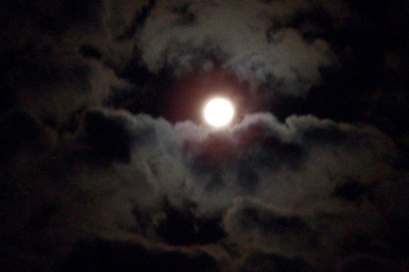 guter Mond du gehst so stille...................