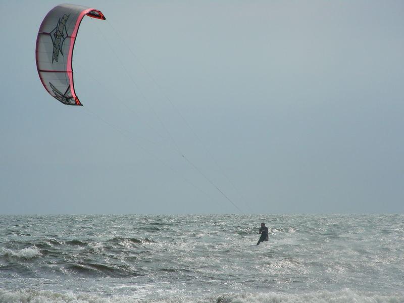 Guter Wind....