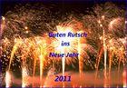 Gutes Neues Jahr 2011