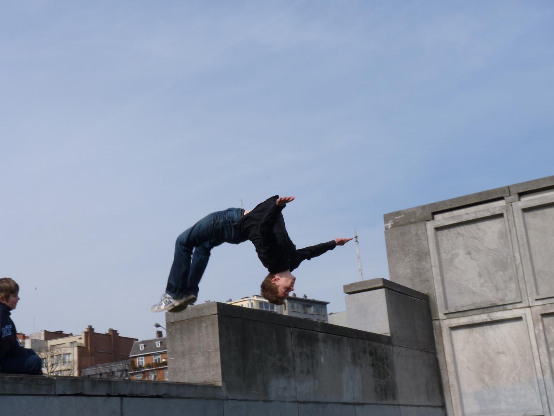 Gymnaste .