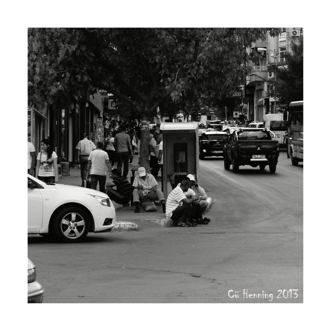 Gypsies on the Street