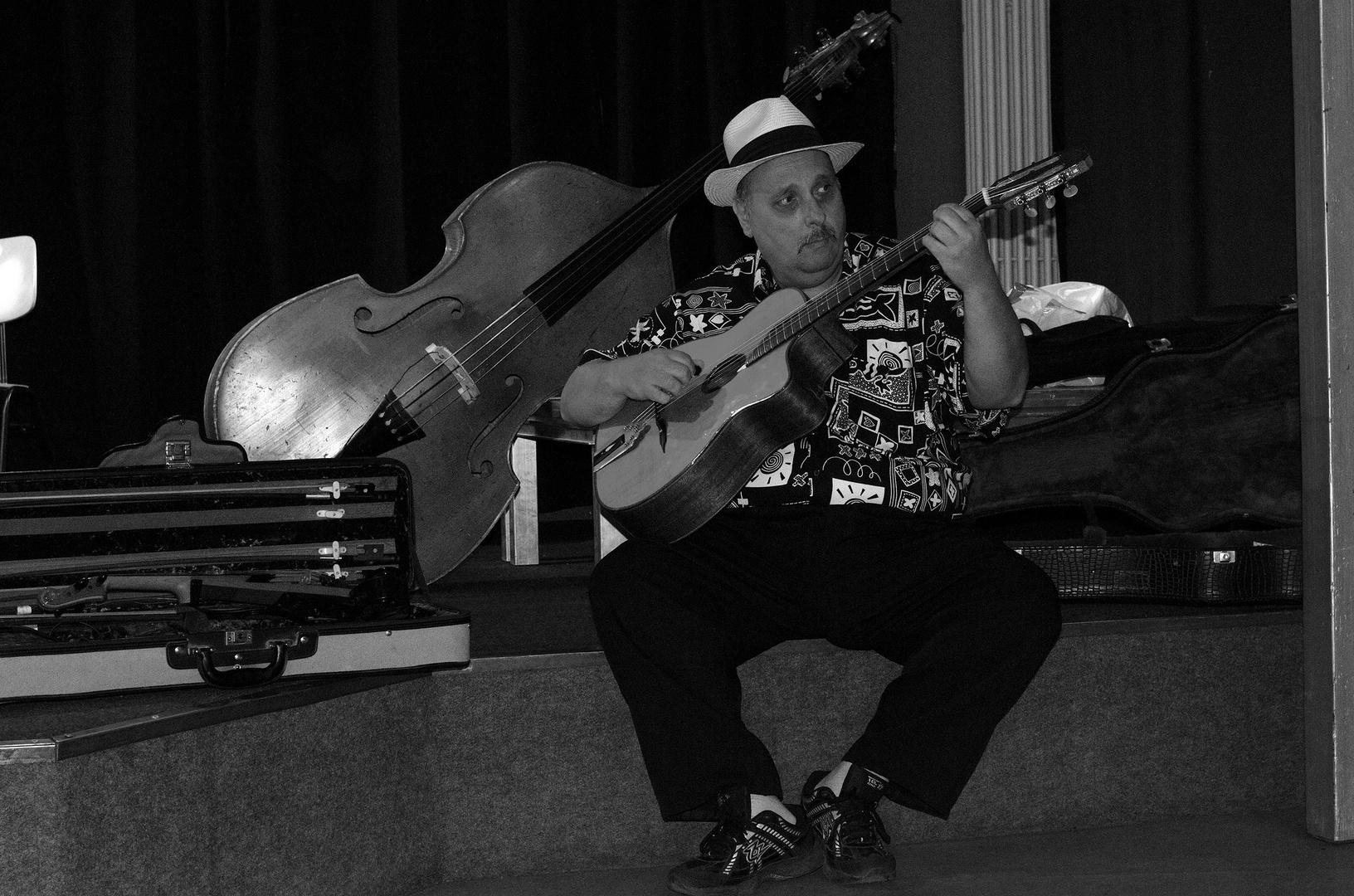 Gypsy Evening am 13.05.2011 im soundcafe - München