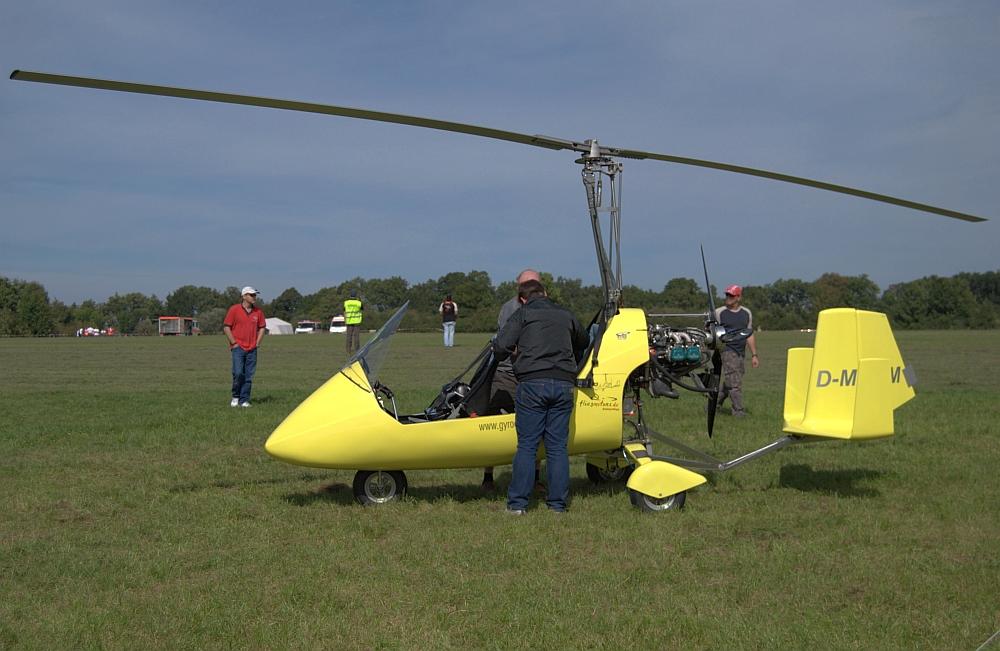 Gyrocopter (Tragschrauber)