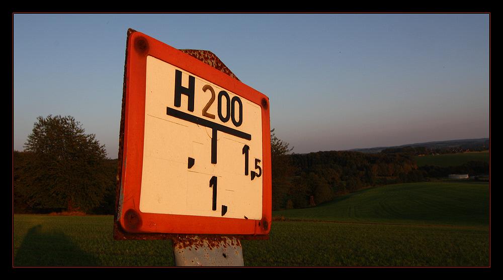 H 200