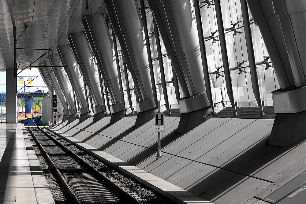 H 300 - ICE-Bahnhof Frankfurt Airport