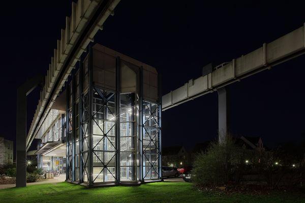 H-Bahn Universität Dortmund I
