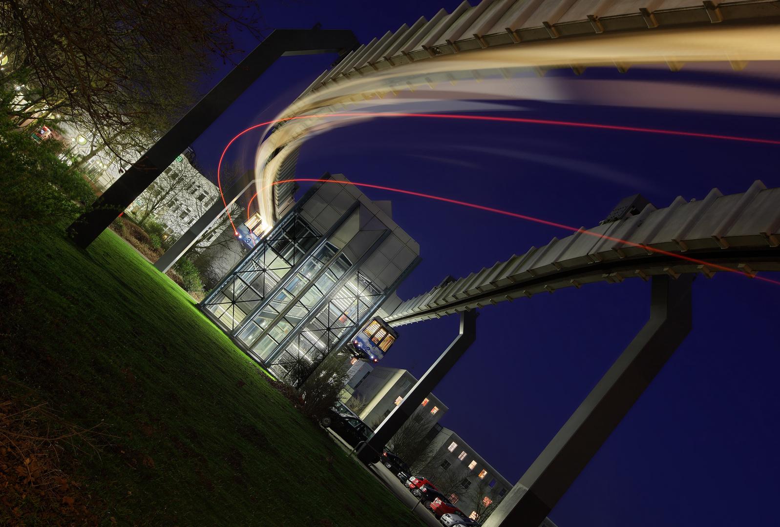 H-Bahn Universität Dortmund III – Zzzooommm