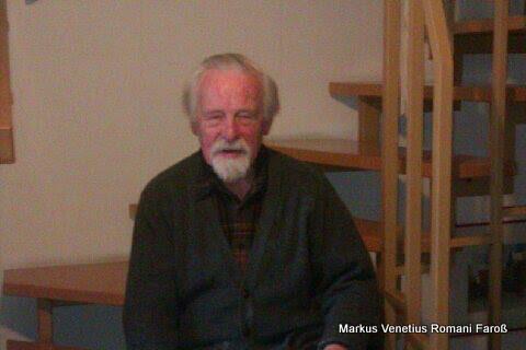 H. Garthe Pastor a. D. in Werl/Westfalen von Markus Faroß Juni 2012!