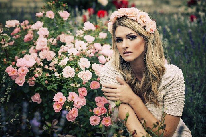 H & M Lilia Kinstler, Model Larissa