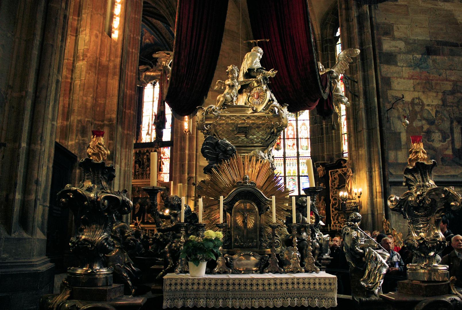 Ha le baroque flamboyant (bis) !