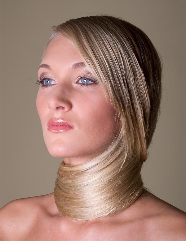Haarschal