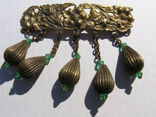 Haarspange ca. 1800