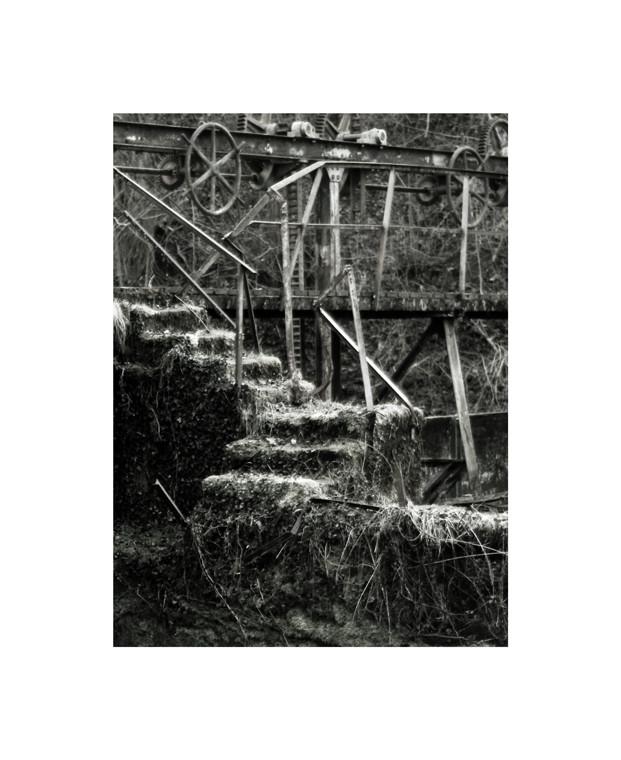 hab eine treppe gefunden