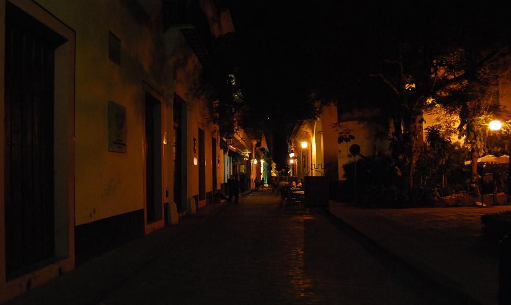 Habana Vieja - La Noche