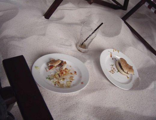 Haben die Menschen das Essen verlehrnt?