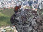 Habiante da Serra do Curral em Belo Horizont -MG