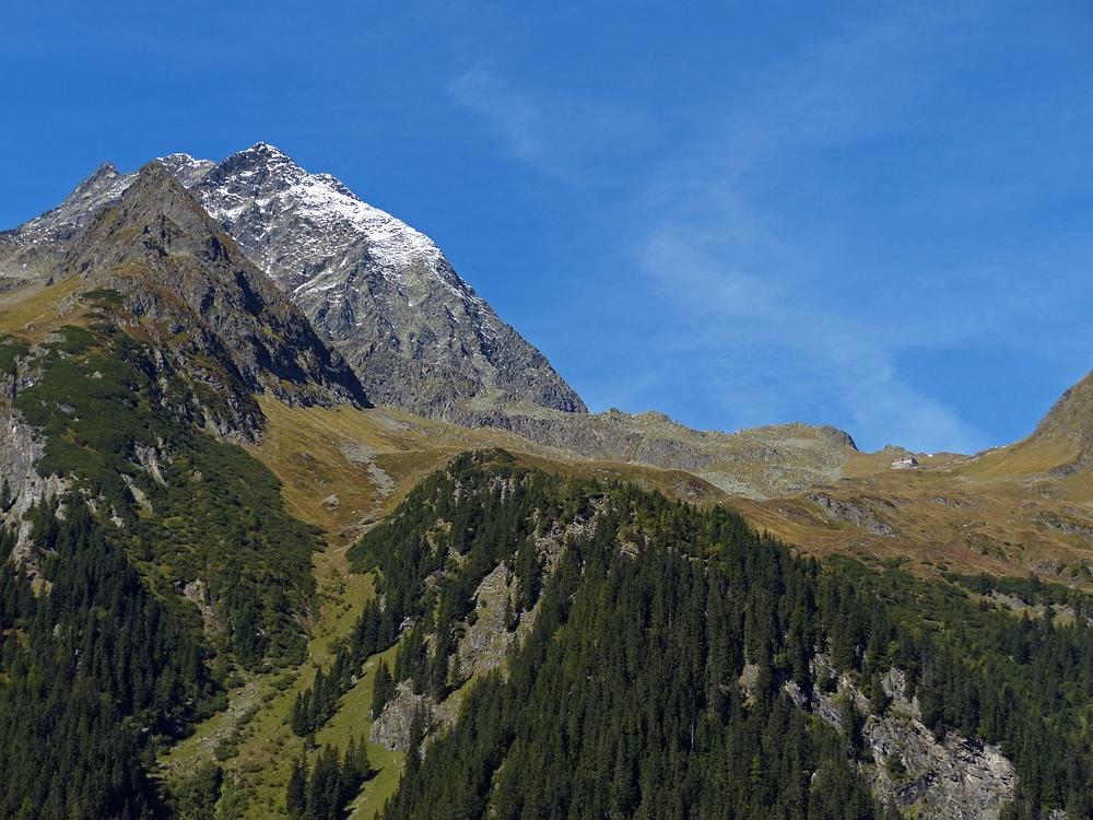 Habicht & Innsbrucker Hütte