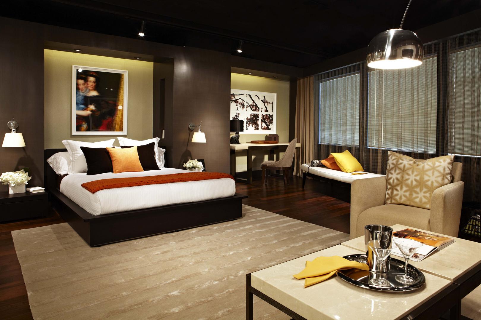 habitacion elegante