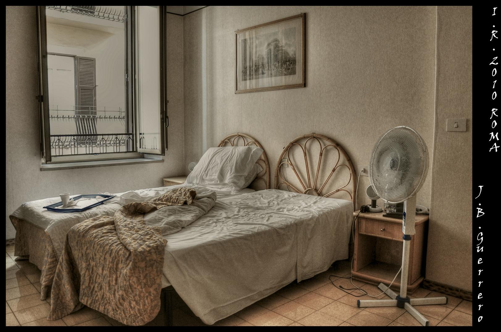 habitacion en Roma