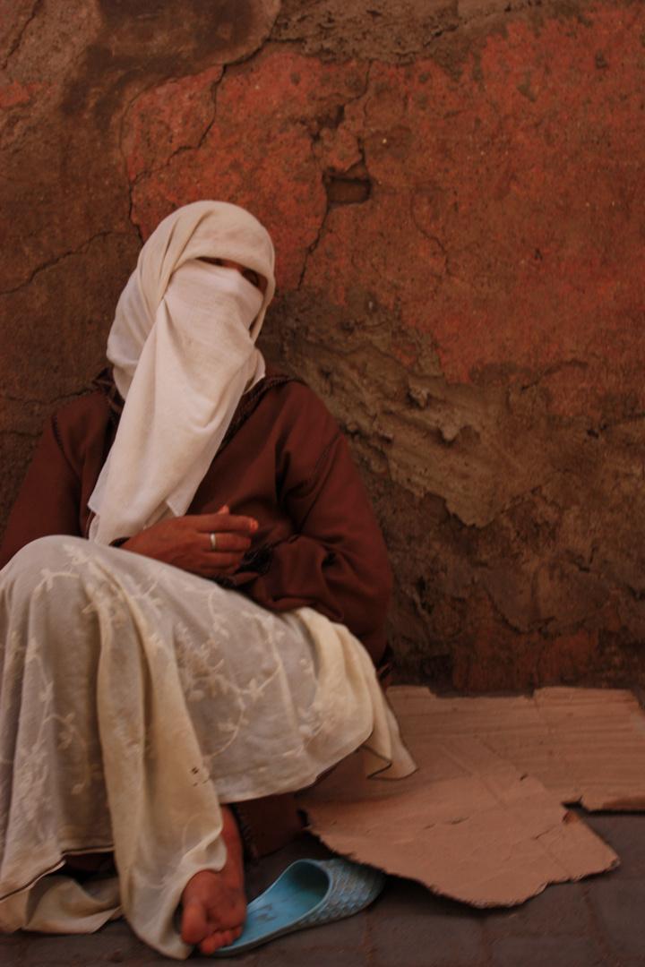 habitantes de Marrakech